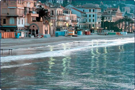 Alassio, Italy... I love this place... and I have great memories from here:-)