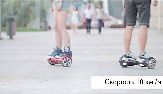 Мини-сигвей гироскутер CHIC Smart, без предоплаты  26999 руб.