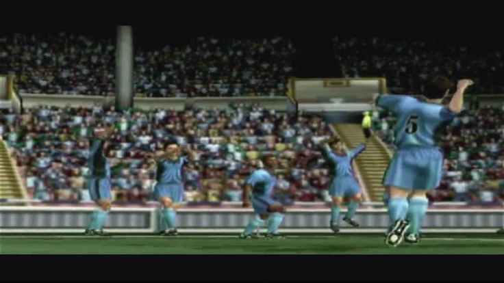 FIFA 2001 INTRO. GREAT ONE, they used to make them epic back in the days.