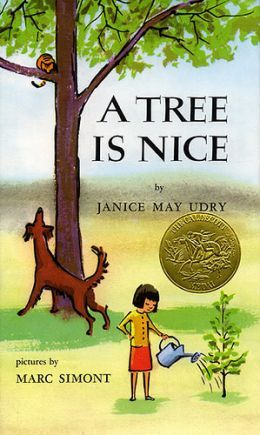 Best Children's Picture Books About Trees for Arbor Day and Earth Day