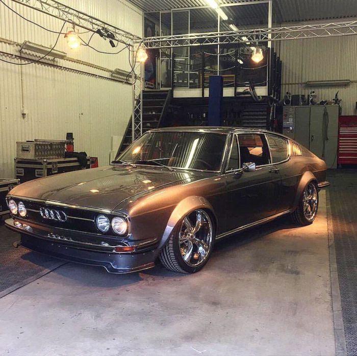 1972 Audi 100 Coupé S. – #Audi #Cut #euro