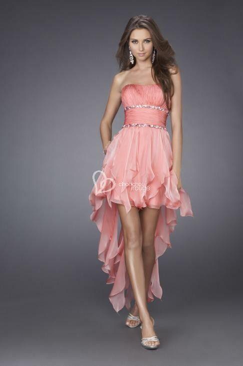 927af30c3 vestidos de promocion de primaria cortos chicle - Buscar con Google ...