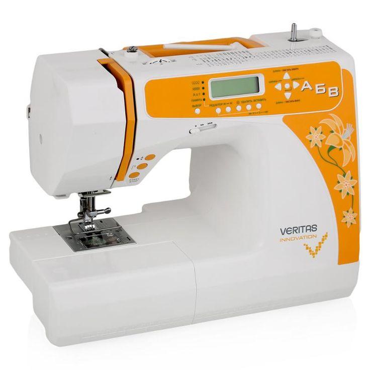 #швейная #машина #Veritas #Innovation Цена  14 240 руб Электромеханическая швейная машина Veritas Innovation идеально подходит как для начинающих, так и для профессионалов.  Купить  http://shop.webdiz.com.ua/goods/shvejnaya-mashina-veritas-innovation/