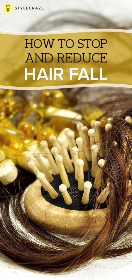 All of us dream of having healthy, shiny and beautiful locks – hair that would be our crowning glory! Here is a detailed post on what causes hair loss and how to stop it naturally. #hairfall