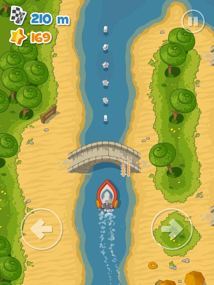 Little Boat River Rush