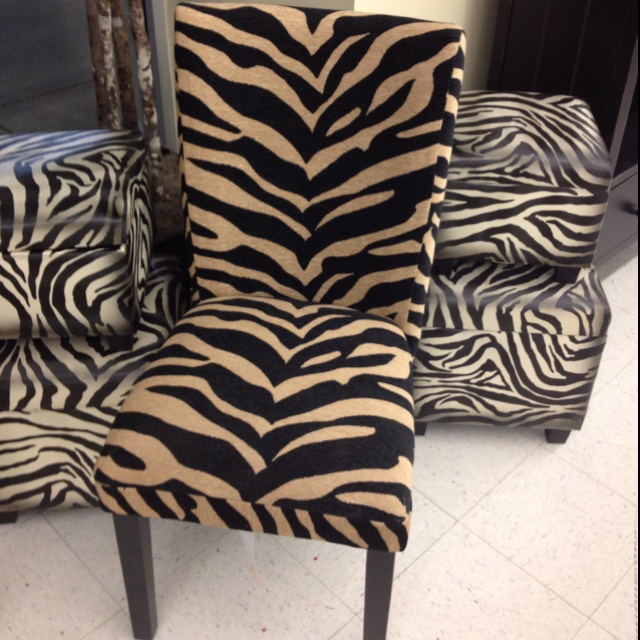 Animal Print Furniture At Hobby Lobby