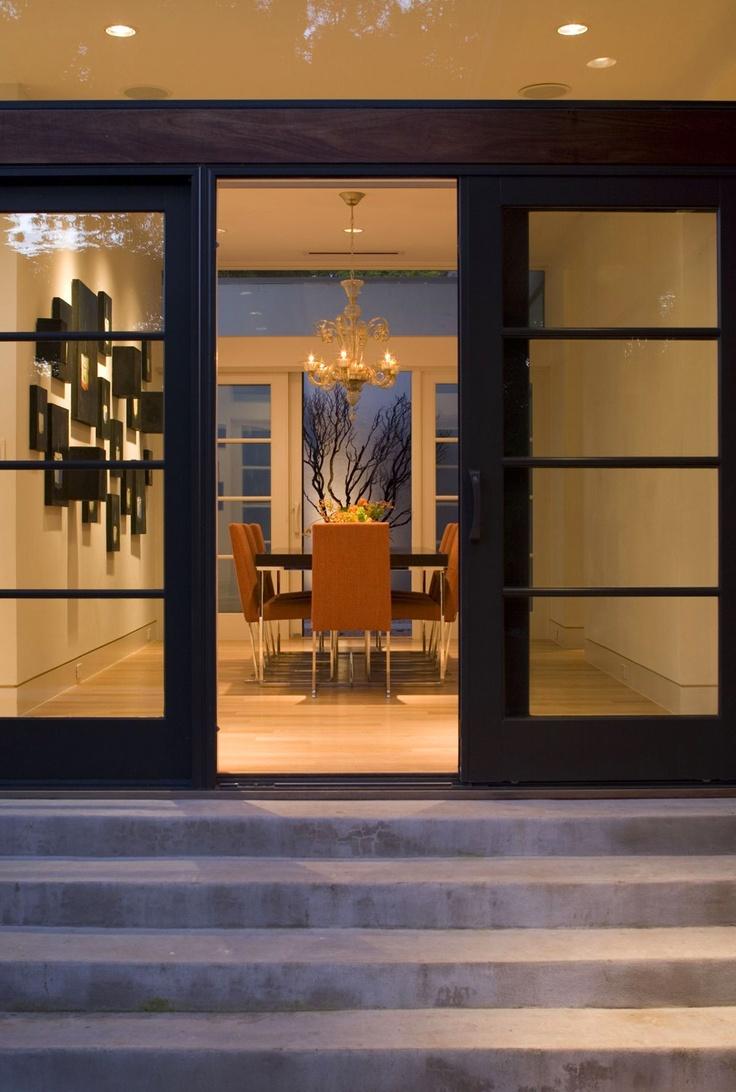 Dry Creek House   простая и элегантная резиденция от Brian Dillard Architecture