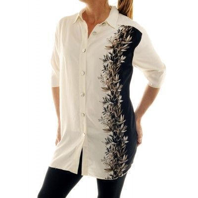 Bamboo Tunic Top