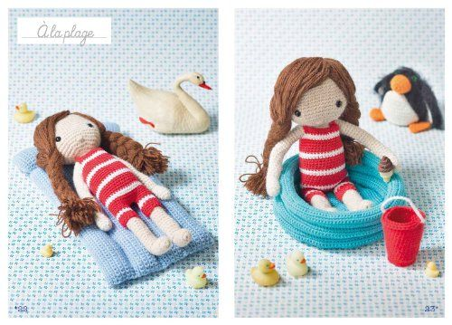 Crochet dolls clothes - Google zoeken