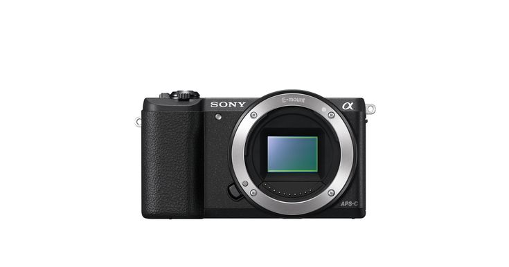 α5100 E-mount camera with APS-C sensor