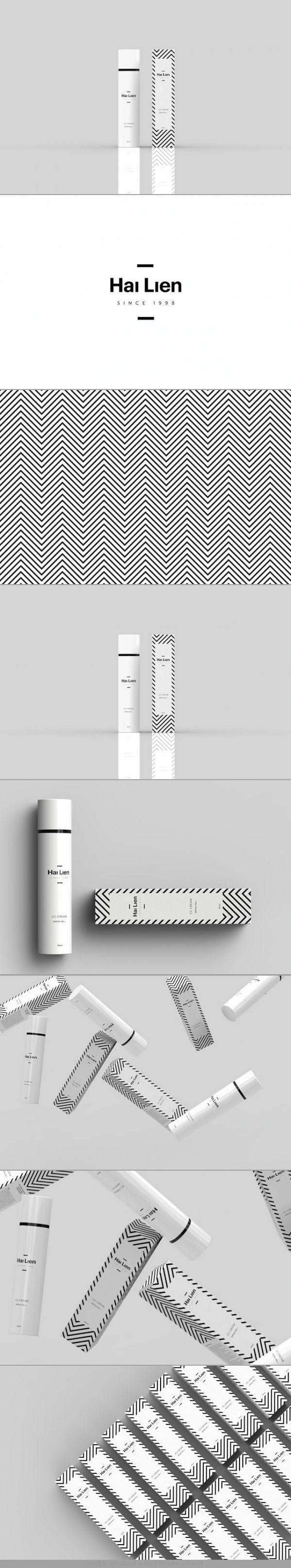 Hai Lien branding and packaging. #packaging #branding
