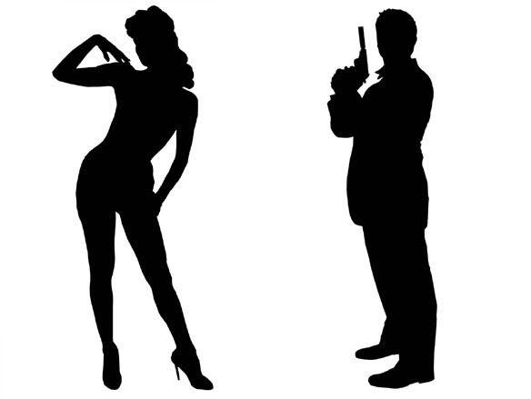 1000+ images about James Bond-fest on Pinterest | James ...
