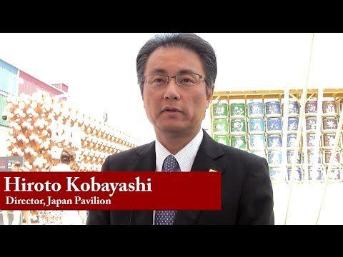 The Japan Pavilion: Globalizing Japanese Cuisine