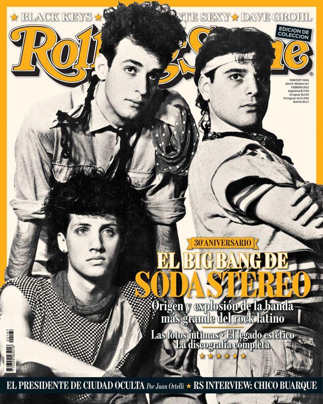 A 30 años de Soda Stereo