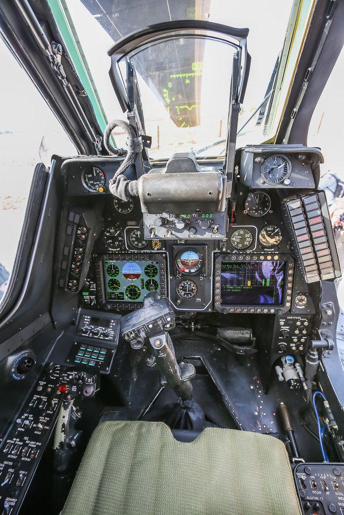 jesussandals95:  Cockpit of an Mi-28N.                                                                                                                                                                                 もっと見る