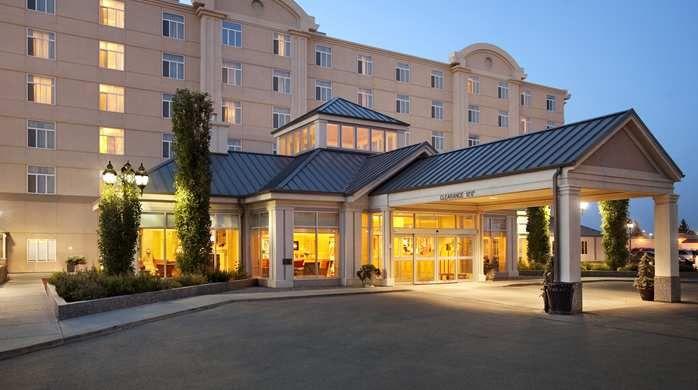 Hilton Garden Inn West Edmonton Hotel, AB, Canada - Hotel Exterior