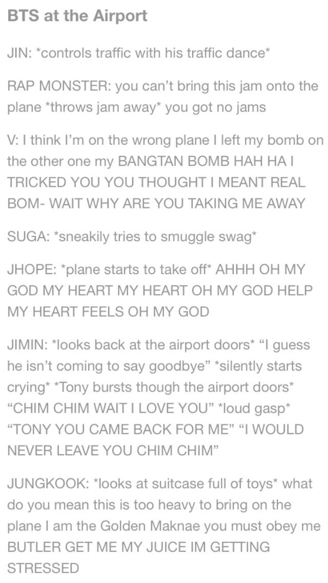THE JIMIN AND KOOKIE ONES HAD ME ROLLING.