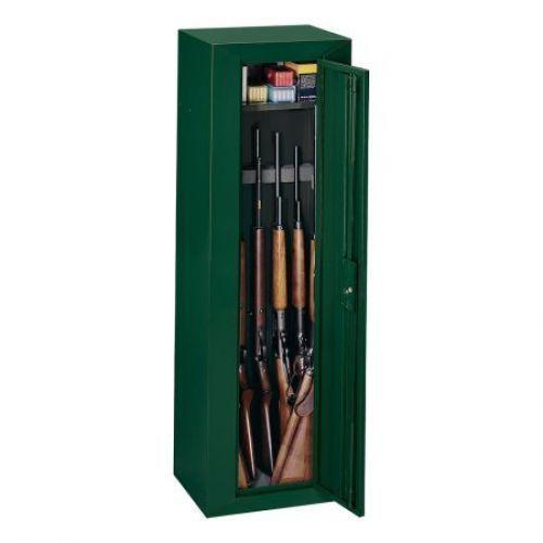 Gun Cabinets For Sale Long Stack On Gun Firearms Pistol Cabinet Gun Metal NEW #GunCabinets
