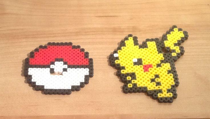 ANDARE Pokemon Pikachu  da tavolo Pixel Art Decorazione per