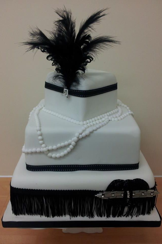 1000+ images about Bonnie & Clyde Wedding Theme on ...  |Bonnie And Clyde Cakes