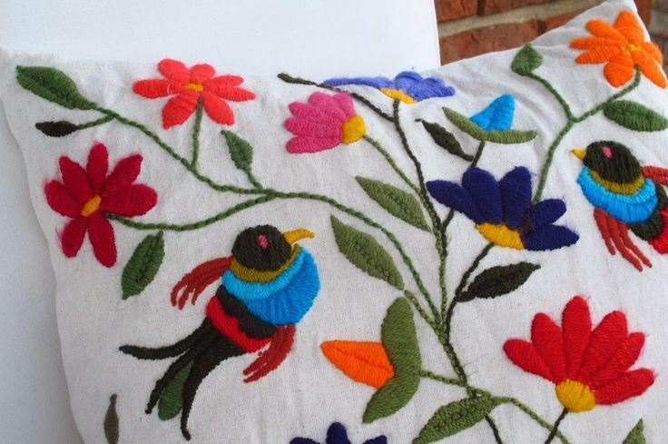 Cecilia Koppmann.Patchwork & Cía | bordado lana | Pinterest | Google