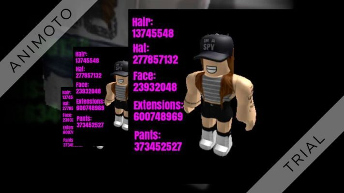 Roblox High School Girl Outfit School Girl Outfit Spy Hats