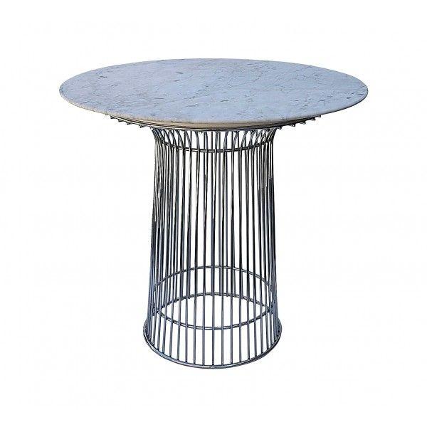 Warren Platner Marble Dining Table Replica