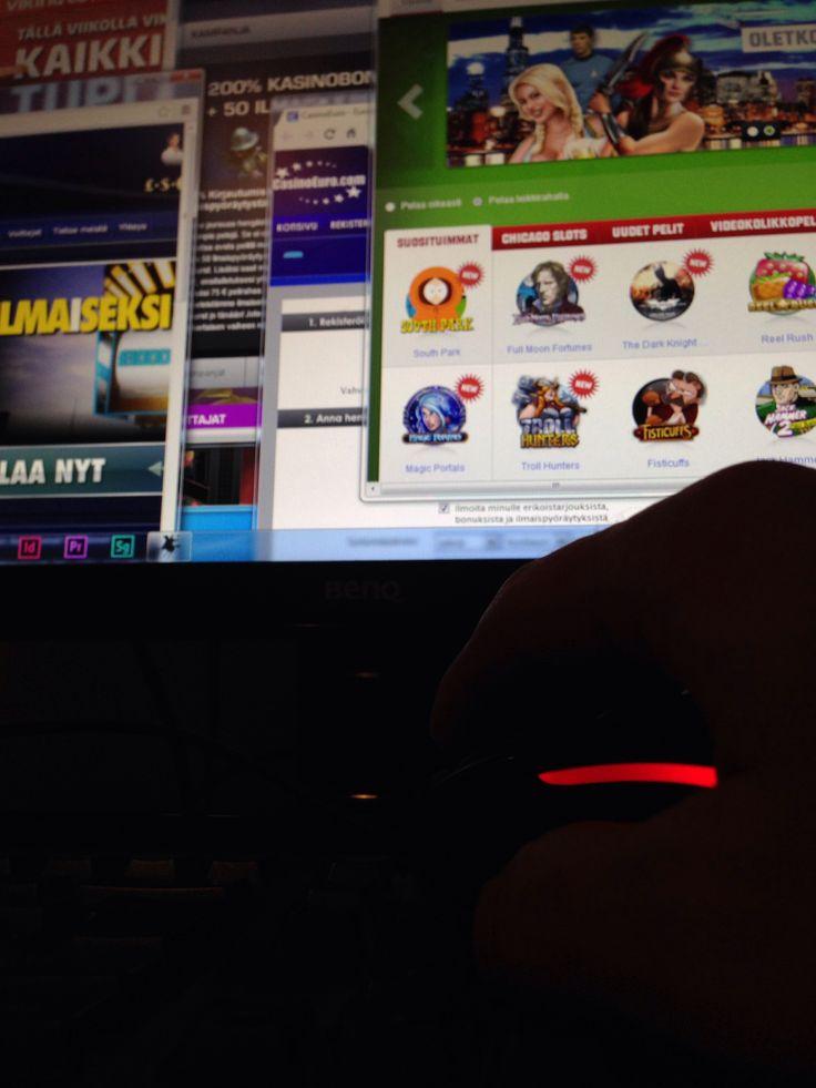 334. Raportti: Verkossa pelaaminen lisää peliongelmia #report #internet #gaming #gambling #more #problem http://www.hs.fi/kotimaa/Raportti+Verkossa+pelaaminen+lisää+peliongelmia/a1381800972482?ref=hs-art-new-1