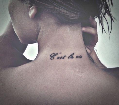 Small Tattoo Ideas – smalltattooideas….  font –  – #smalltattoos