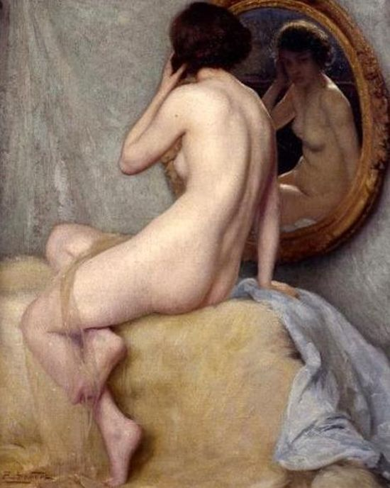 Эротика в классике, красивые женщины секси ню