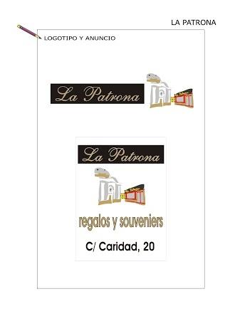 #Logo La Patrona