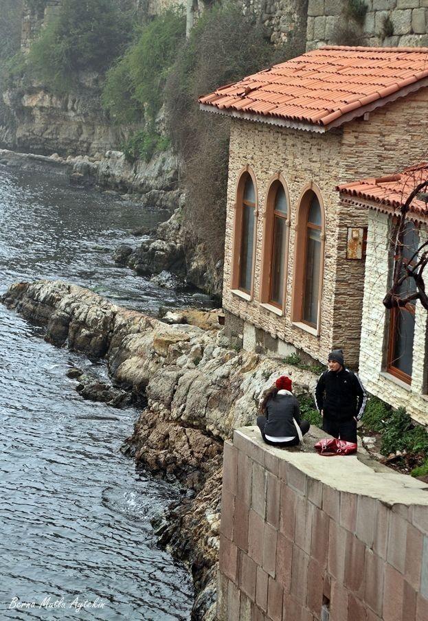 ✿ ❤  Ne kadar hoş! Amasra, Turkey.