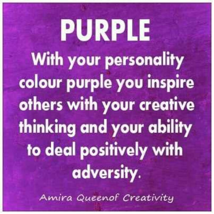 Purple Quotes: 25+ Best Ideas About Purple Color Meaning On Pinterest
