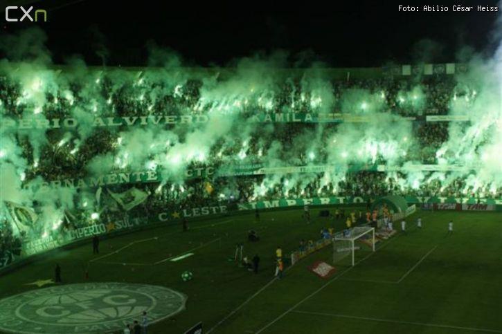 Coritiba FC , Brazil.