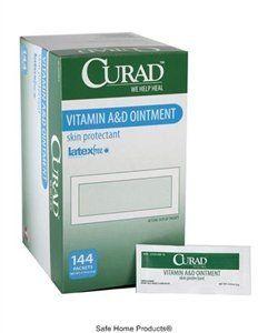 Medline CURAD A&D Ointment, 5g Foil Pk . $15.95