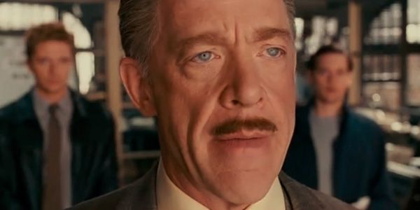 Would J.K. Simmons Play Spider-Man's J. Jonah Jameson Again?    J.K. Simmons inhabited the gruff newsman of the Daily Bugle in Sam Raimi's Spider-Man films, but would he return to J. Jonah Jameson now that Spider-Man is in the MCU? Here's what the actor said.   https://www.cinemablend.com/news/1722590/would-jk-simmons-play-spider-mans-j-jonah-jameson-again