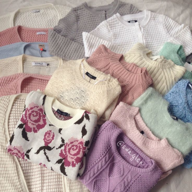 Love for sweater weather