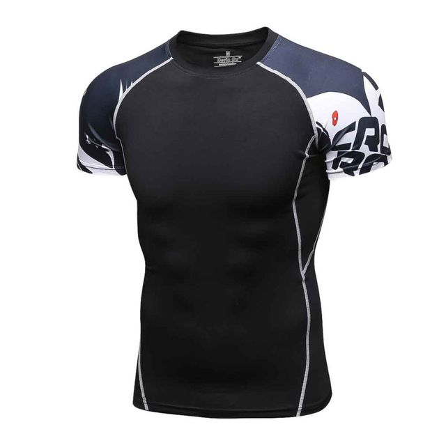 Check current price 3D Print Style Compression Shirt for Men Men's Short Sleeves MMA Rashguard Tshirt Quick dry Workout Bodybuilding Fitness Tops just only $13.64 - 14.98 with free shipping worldwide  #tshirtsformen Plese click on picture to see our special price for you
