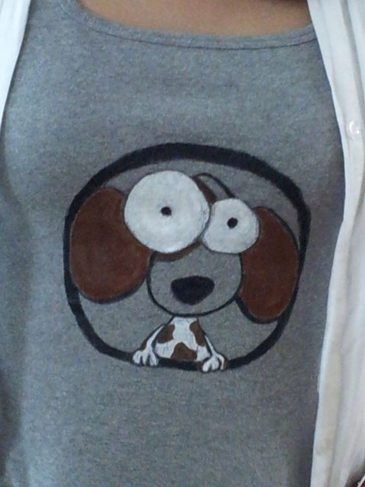 Beagle Cartoon