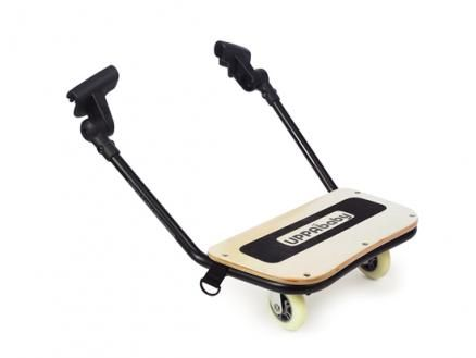 how to use a buggy board