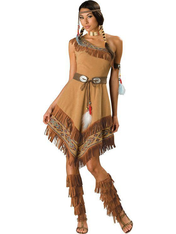 Indian Maiden Adult Costume