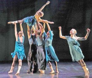 Modern Dance | Dance Studio Life
