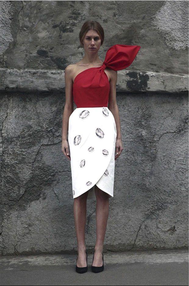 ///Vika Gazinskaya Fashion designs and Sketches