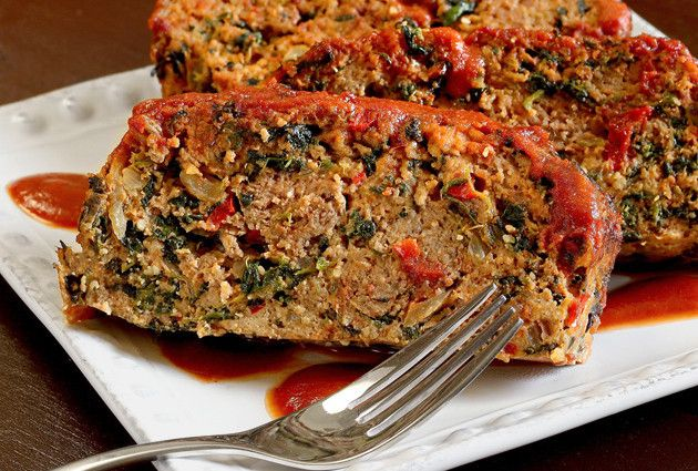 Paleo Turkey Or Beef Meatloaf Recipe Next Day Sauces