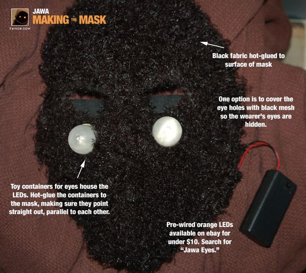 How to Make Your Own Jawa Costume - BuzzFeed Mobile
