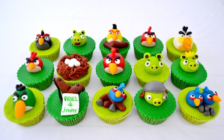 17 Best Images About Angry Birds On Pinterest: 17 Best Images About Flat Cake Toppers On Pinterest