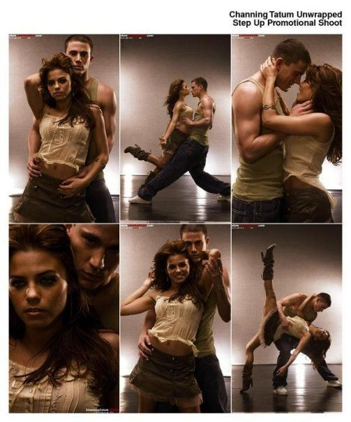 This movie♥... I want this dance relationship they have!!♡