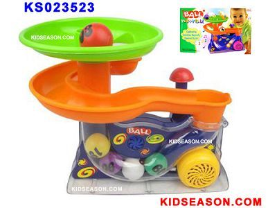 Kidseason Toys, Baby Toys, Other Baby Toys, BABY GIFTS MUSICAL HAPPY BALL GAME,China