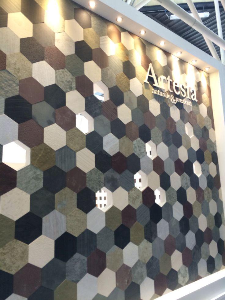 Cersaie 2014 Artesia Palette