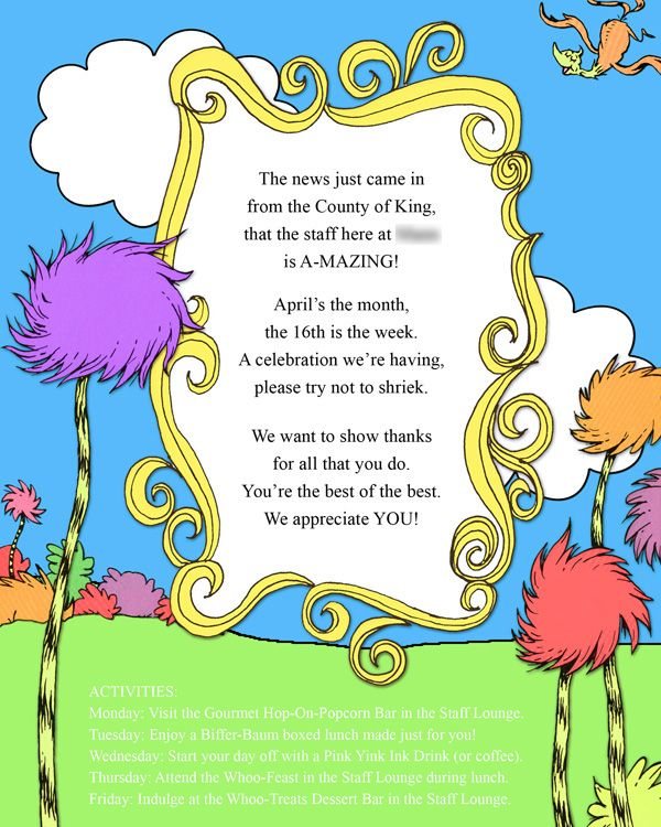 334 best teacher appreciation 2015 images on Pinterest Dr suess - copy certificate of appreciation for teachers